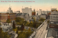 Birds-Eye-View-of-Business-Section-Portland-Ore.